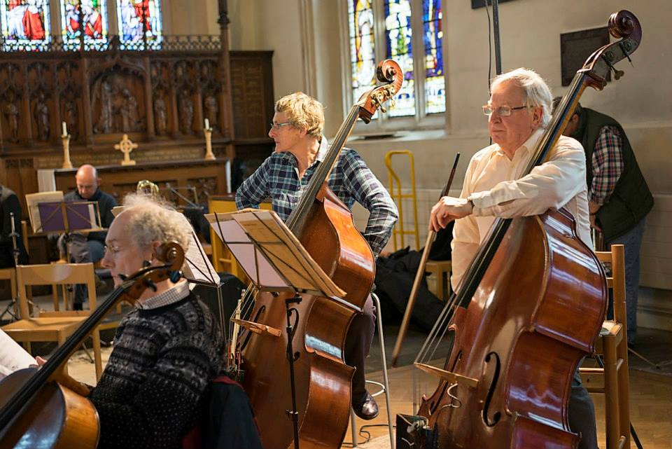 Double basses Spring 2015